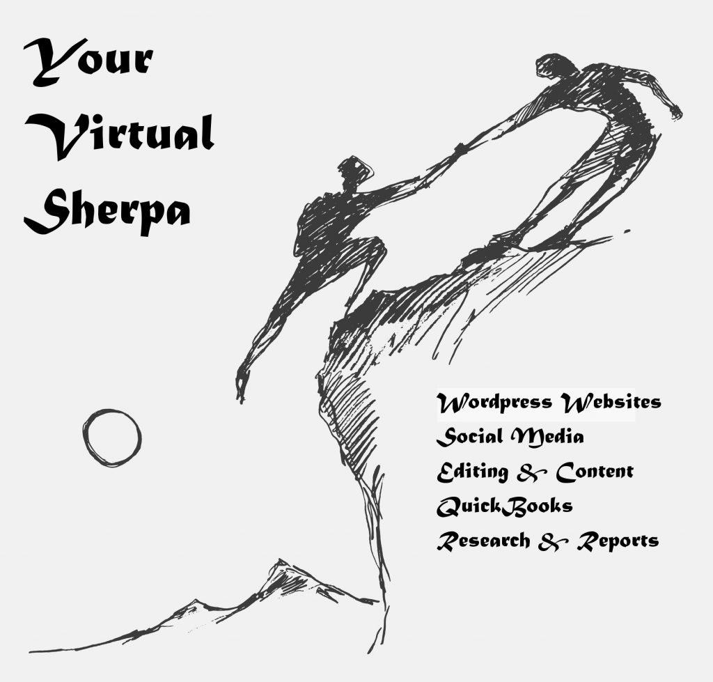 Your Virtual Sherpa logo